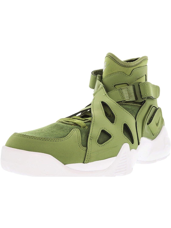 Vert Nike Men's Air Unlimited Basketball chaussures 10 D(M) US