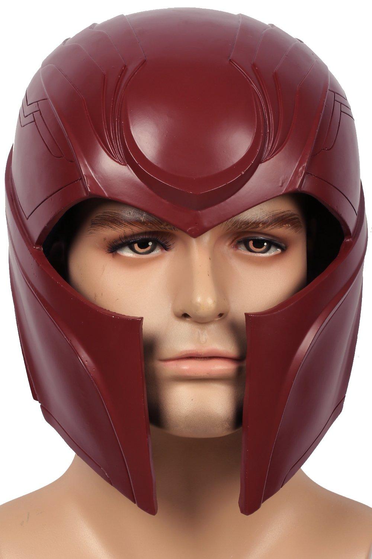 Magneto Mask Helmet Apocalypse Cosplay Deluxe Resin Full Head Helmet Halloween