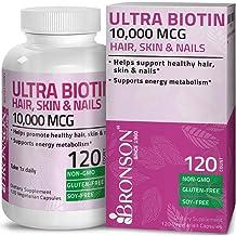 Bronson Ultra Biotin 10