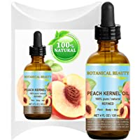 PEACH KERNEL OIL. 100% Pure/Natural/Undiluted/Refined Cold Pressed Carrier Oil for...