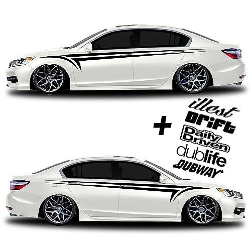 Car Side Graphics Decals: Amazon.com