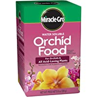 Deals on Miracle-Gro Water Soluble Orchid Food 8oz.