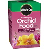 Miracle-Gro Water Soluble Orchid Food, Plant Fertilizer, 8 oz.