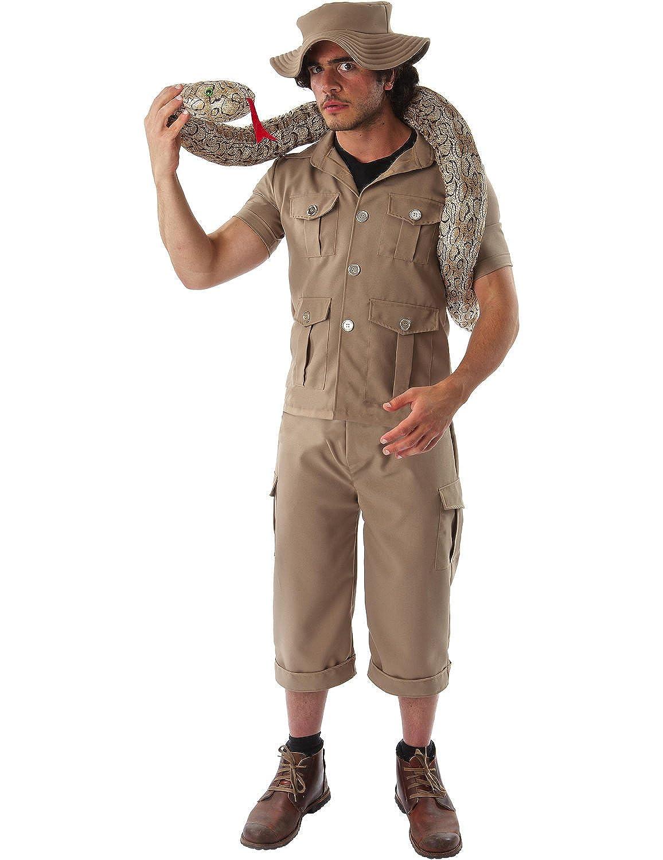Amazon.com: Safari Suit Halloween Costume: Clothing