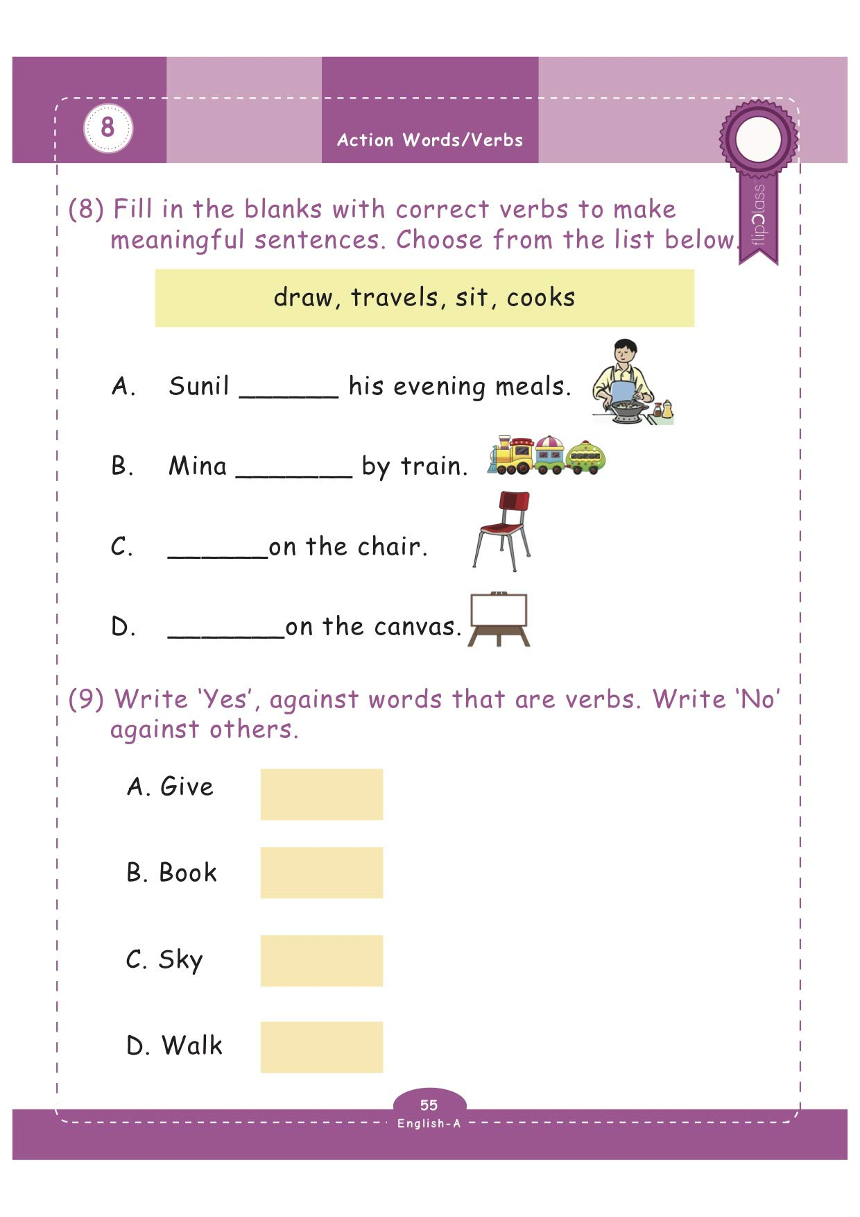 - Buy Genius Kids Worksheets (Bundle) For Class 1 (Grade-1) - Set Of