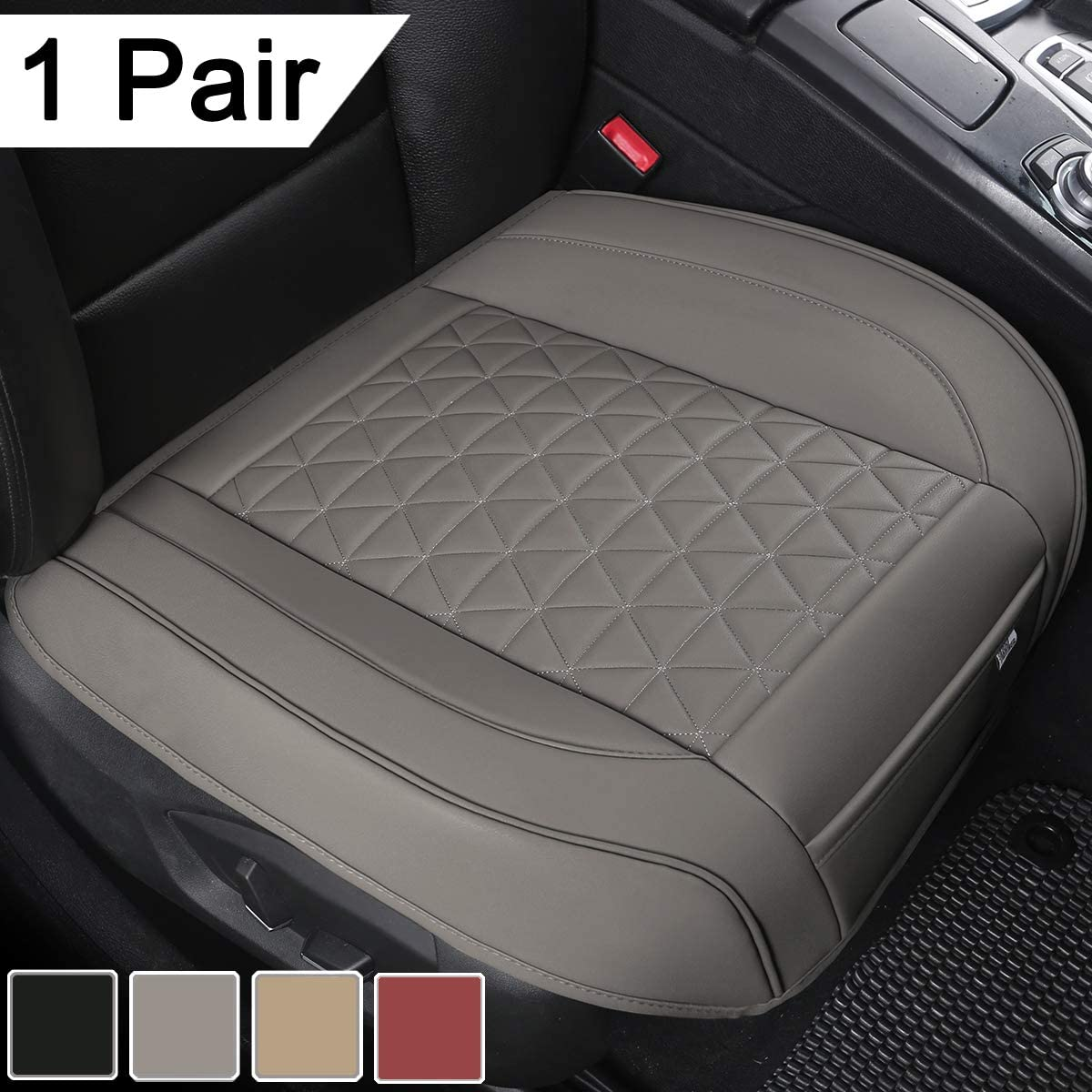 AUDI Q5 SQ5 12-ON HEAVY DUTY WATERPROOF GREY SINGLE CAR SEAT COVER