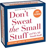 Don't Sweat the Small Stuff... 2019 Day-to-Day Calendar
