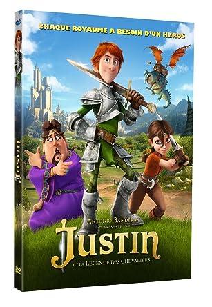 Justin et la légende des Chevaliers [Francia] [DVD]: Amazon.es ...