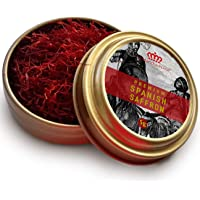 La Mancha Prime, (5 Grams), All RED Premium Coup Spanish Saffron