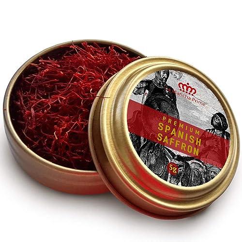 La Mancha Prime All Red Premium Coup Spanish Saffron