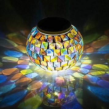 Color Changing Solar Garden Lights