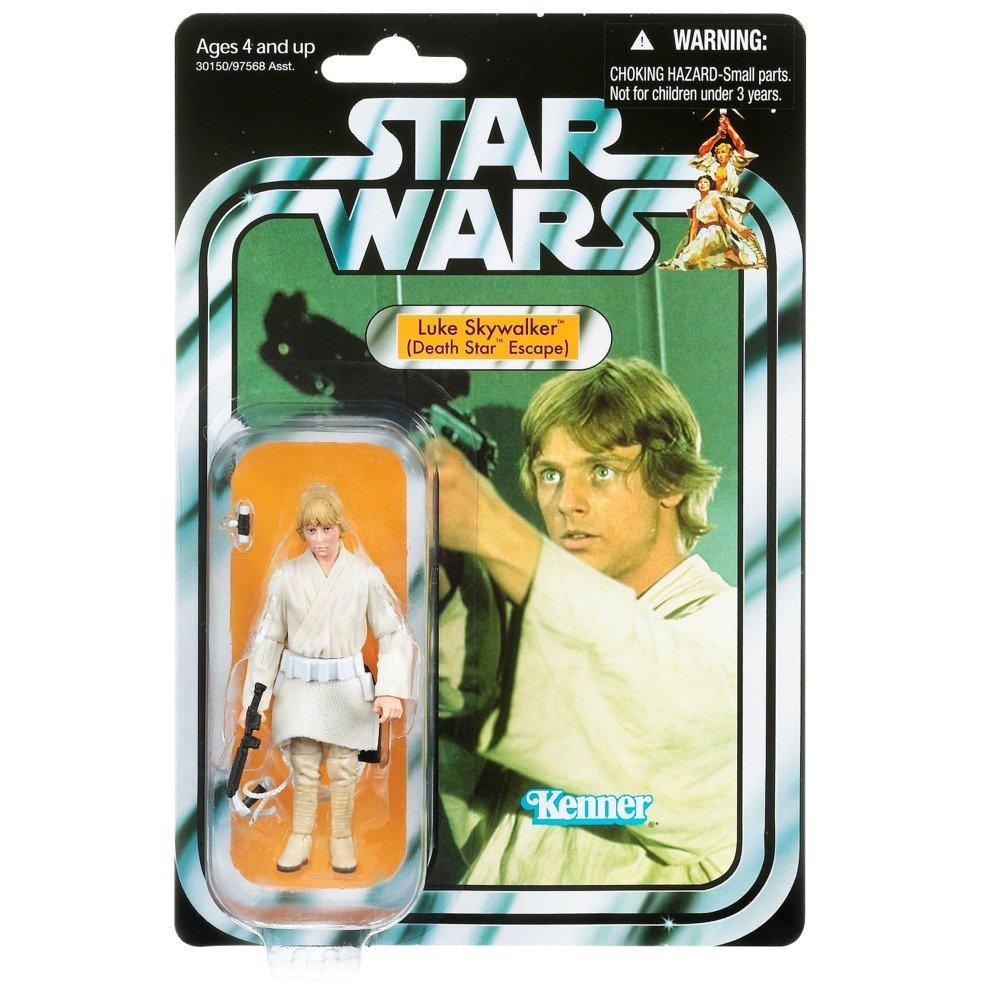Hasbro Luke Skywalker Death Star Escape