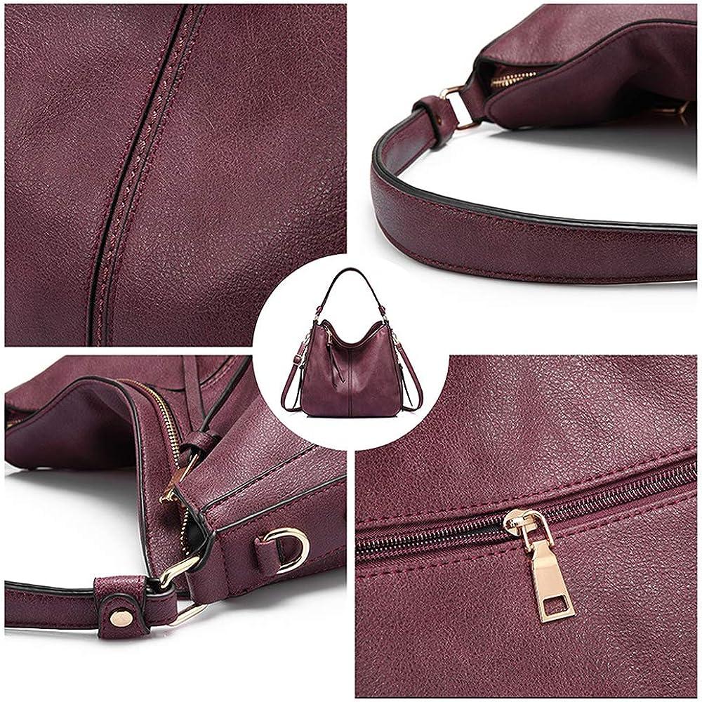 handbags women shoulder crossbody bag female casual artificial leather ladies hobo messenger bag,light brown,China,30cm-Max Length-50cm
