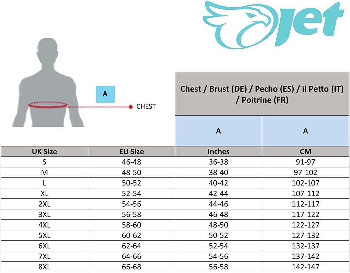 JET Blouson Veste Moto Homme /à Capuche Soft Shell blind/é EU 64-66 Olive Verte, 7XL