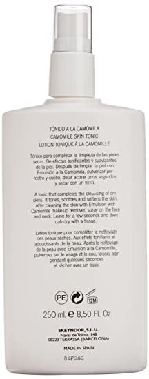 Amazon.com: skeyndor – Tonic. Camomila 250 ml: Beauty