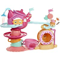 Num Noms Go-Go Cafe Playset with Scented Characters