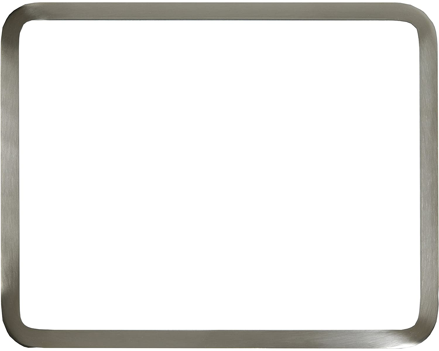 1S41215SS Vance Industries Vance 12 X 15 inch Stainless Steel Frame for Built-in Surface Saver Cutting Board