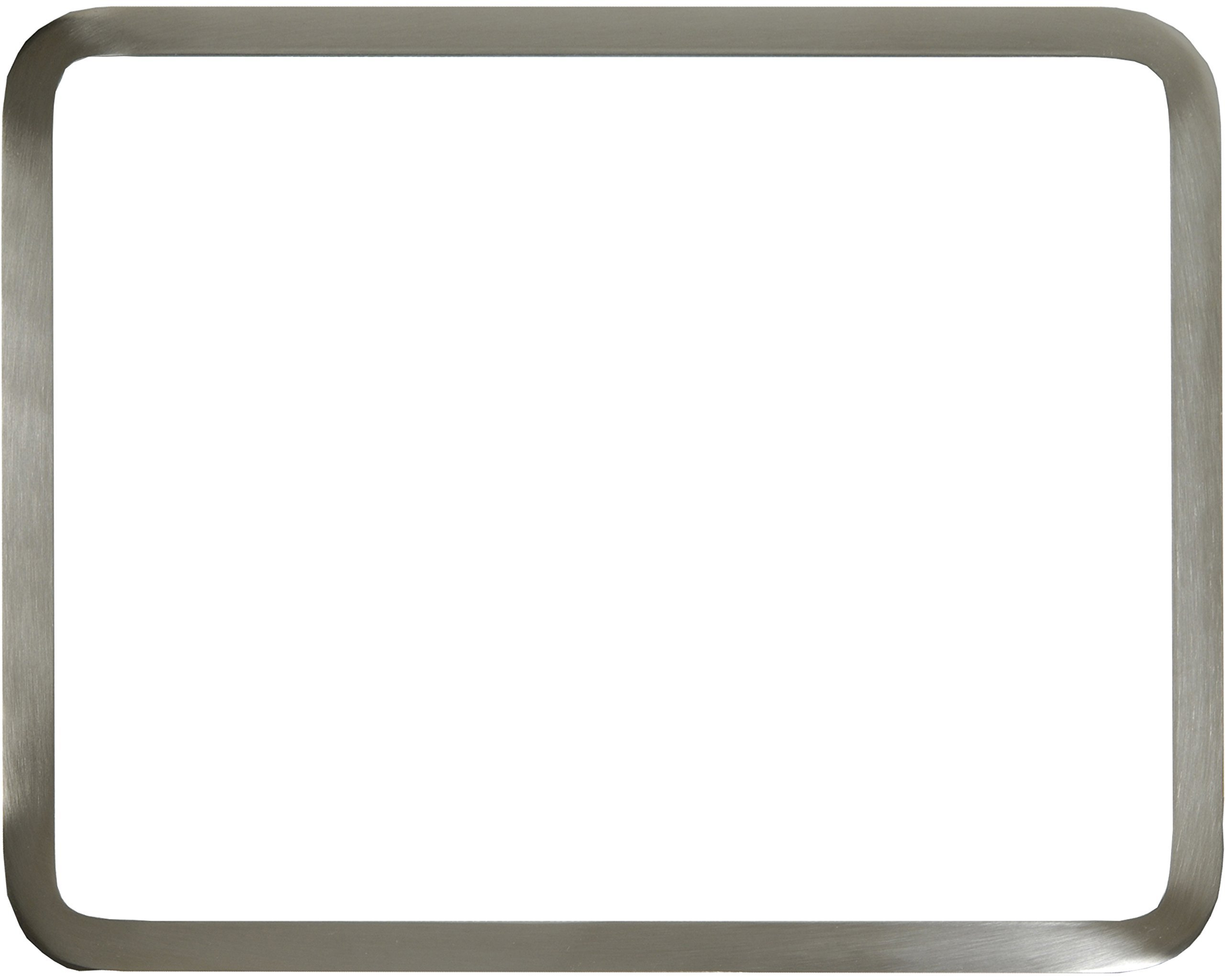 Vance Surface Saver 1S41620SS 16 X 20'' Stainless Steel Frame for Built-in Surface Saver Cutting Board, Stainless Steel