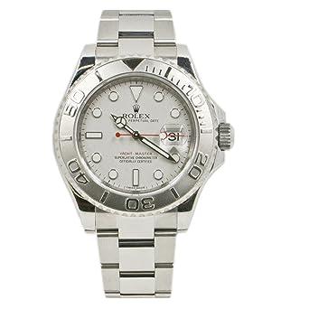 Amazon Com Rolex Yacht Master Automatic Self Wind Mens Watch 116622