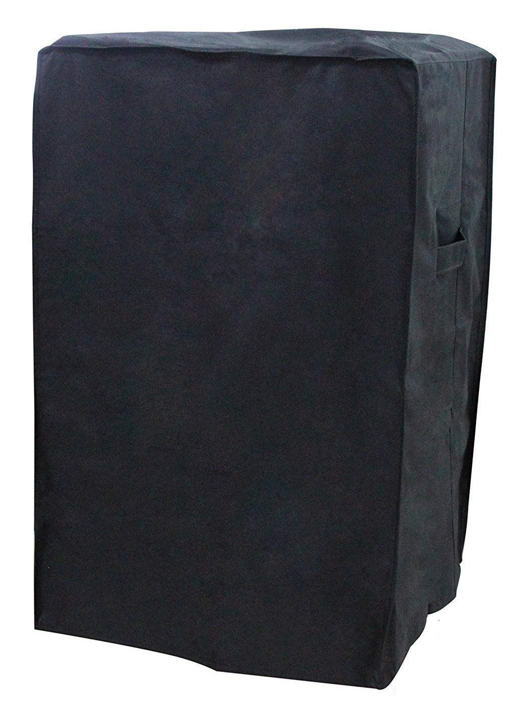 """Hongso ES30 30-Inch Electric Smoker Cover for 30"""" Masterbuilt Electric Smoker and Others, Black"""