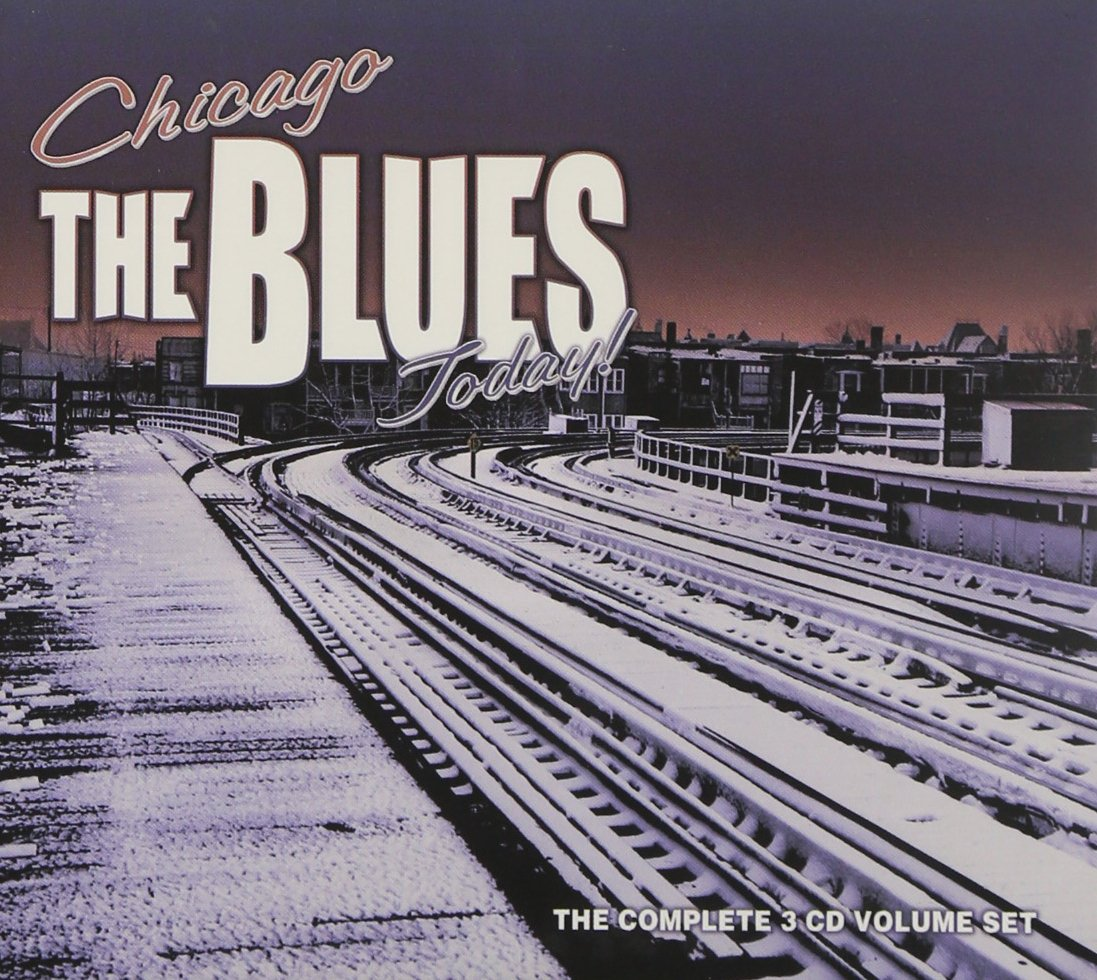 Chicago/The Blues/Today! [3 CD] by Vanguard