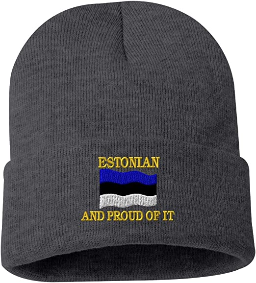 HUNGARIAN AND PROUD OF IT Custom Personalized Embroidery Embroidered Beanie