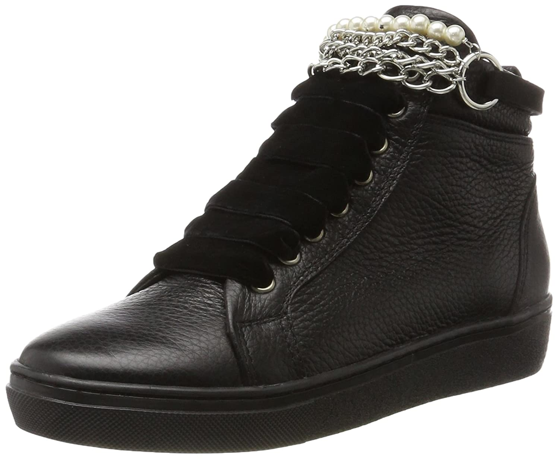 Tosca Blu Cervinia, Sneaker a Collo Alto Donna, Nero (Nero C99), 36 EU