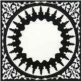 Images d'Orient Bottle Coaster, Mosaic Black
