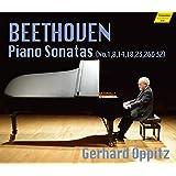 ベートーヴェン : ピアノ・ソナタ選集 (Beethoven : Piano Sonatas (No.1,8,14,18,23,26&32) / Gerhard Oppitz) [2CD] [輸入盤] [日本語帯・解説付]