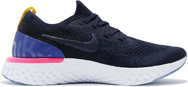 8cf8cc80e443c WMNS Epic React Flyknit College Navy AQ0070-400 US Women Size 5. NIKE WMNS Epic  React Flyknit College Navy AQ0070-400 US Women Size 5