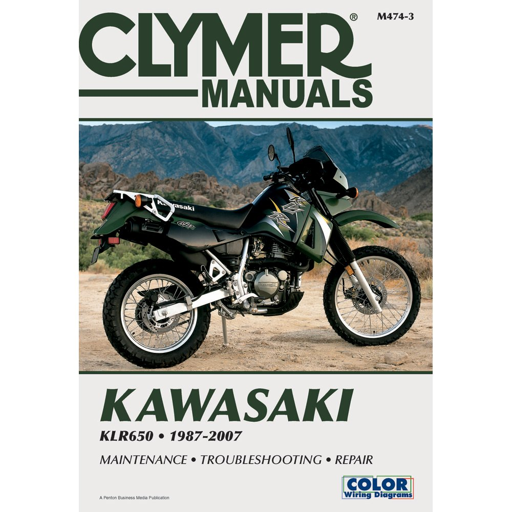 M4743 Klr650 Kawasaki Motorcycle Repair Manual Clymer 19872007. M4743 Klr650 Kawasaki Motorcycle Repair Manual Clymer 19872007 Manufacturer Amazon Books. Wiring. 1994 Klr 650 Wiring Schematic At Scoala.co