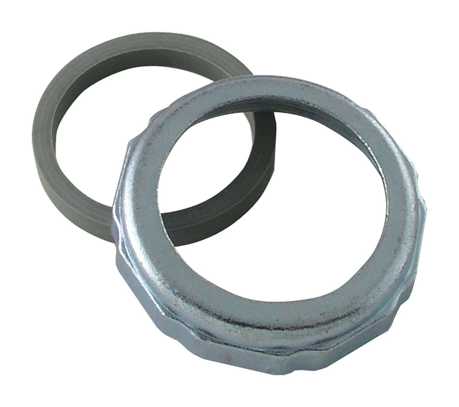 LDR Industries 505 6520 Washers, 1 1/4', Silver 1 1/4