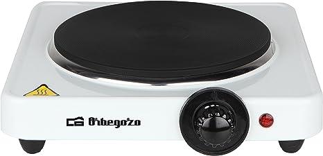 Orbegozo PE 2710 2710-Placa eléctrica, 1500 W, Multicolor: Amazon.es: Hogar