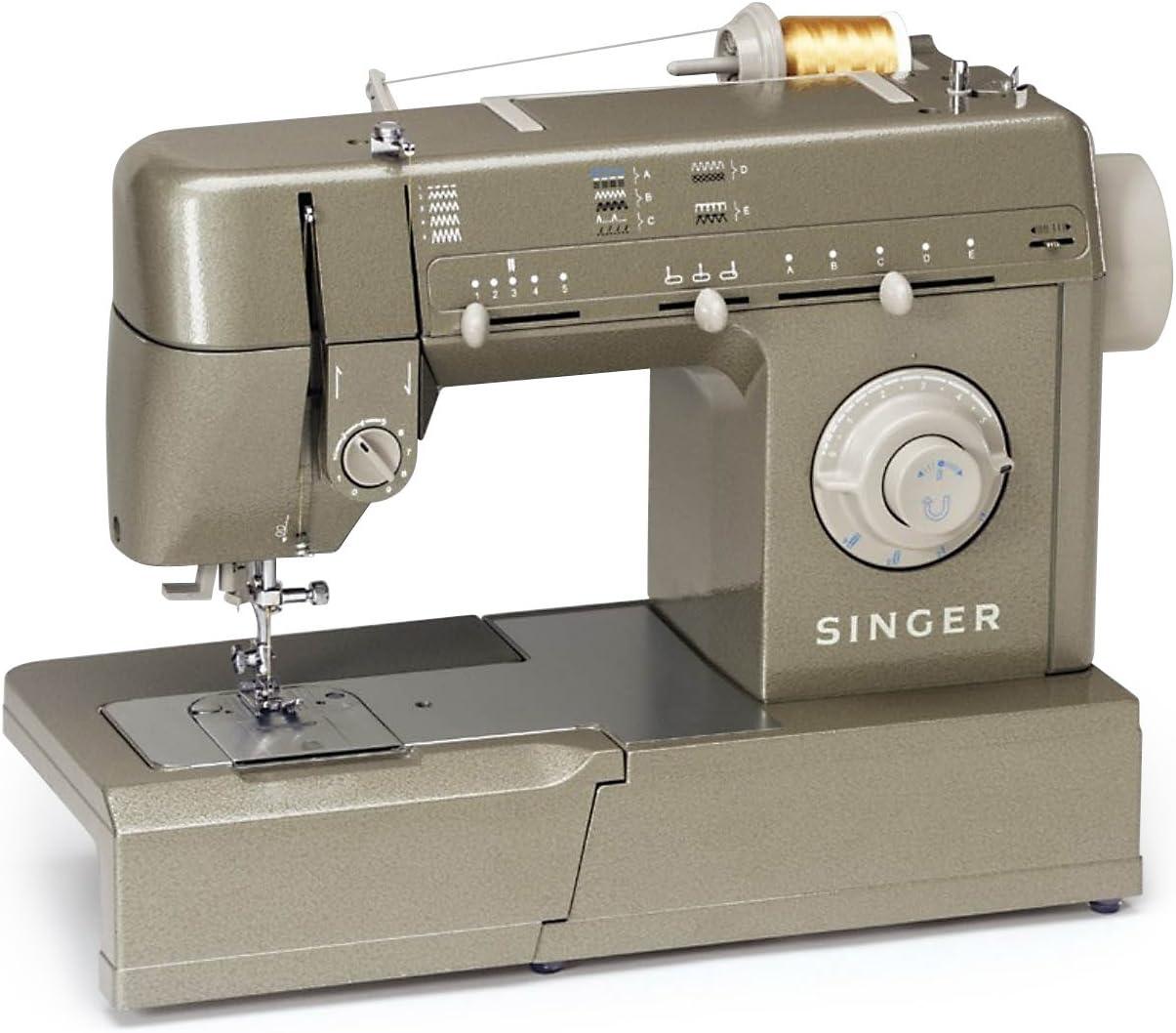 Amazon Com Singer Hd 110 Heavy Duty Model Sewing Machine