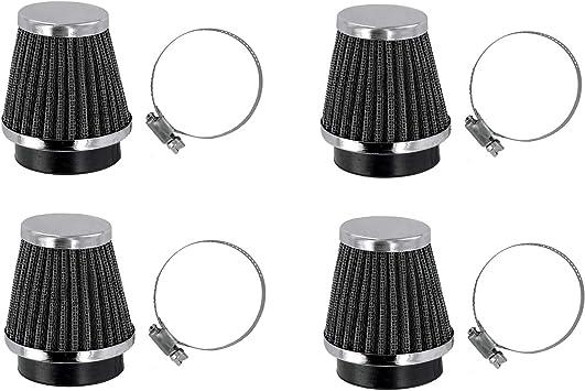 4 Universal 54Mm Pod Air Filter Filters Cb Kz Gs Xs New