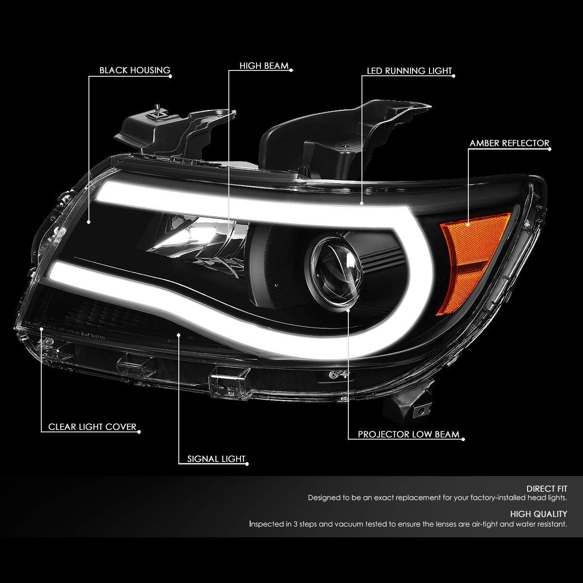 Honda Genuine 04733-S5D-H10 Windshield Dam Rubber Set