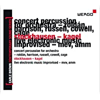 V1: Earle Brown Life In Music