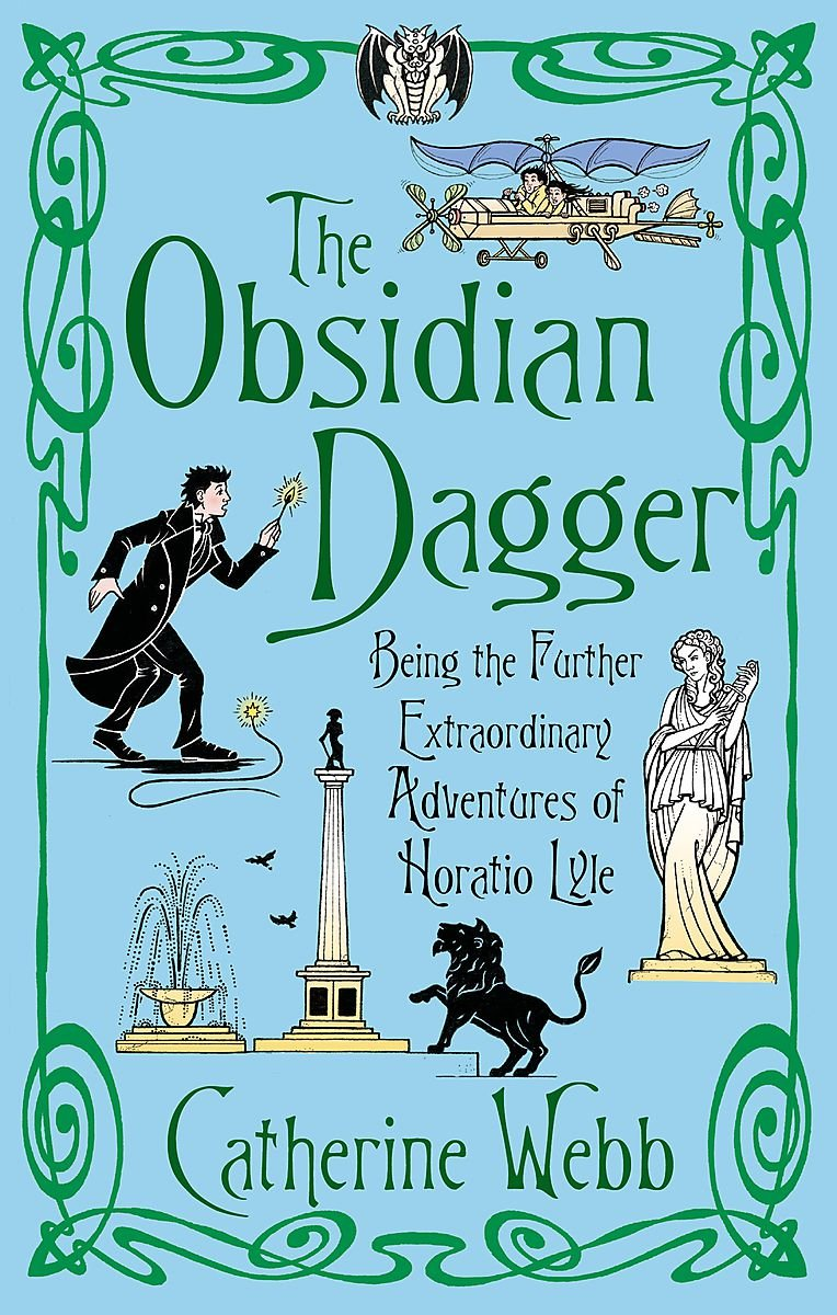 The Obsidian Dagger (Horatio Lyle) pdf