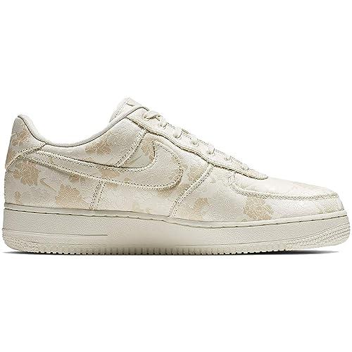  Nike Men's Air Force 1 '07 PRM 3 Pale Ivory