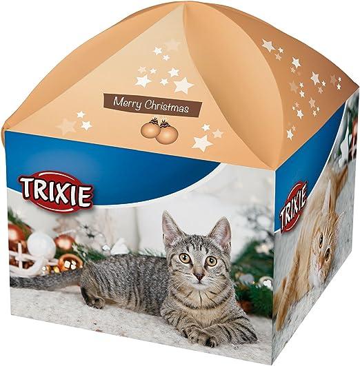 Calendario de Adviento y caja de regalo. Para los gatos: Amazon.es: Productos para mascotas