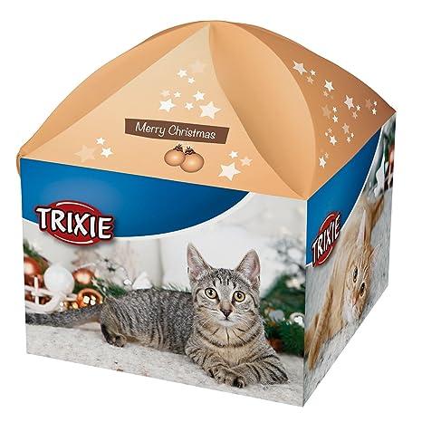Calendario de Adviento y caja de regalo. Para los gatos