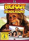 Bigfoot und die Hendersons (Dvd) [Import anglais]