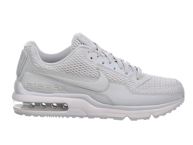 Nike Hommes Air Max LTD 3 Chaussures de course Pure Platinum/Pure Platinum/Blanc Spécifique et style 79L438