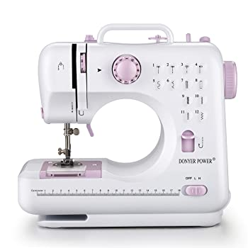 DONYER POWER Electric Portable Mini Sewing Machine