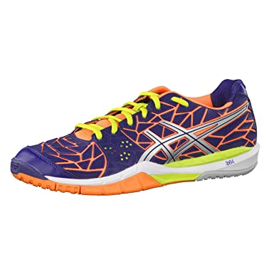 asics multicolor homme