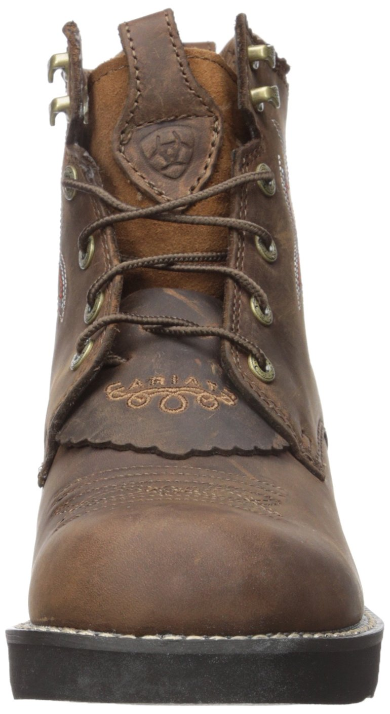 Ariat Women's Probaby Lacer Western Cowboy Boot B000O13FHU 6 B(M) US|Driftwood Brown