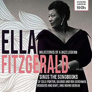 Ella Sings The Songbooks Of...