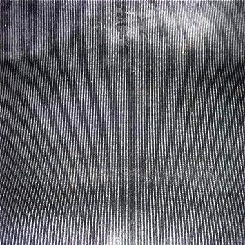 Tela de pana 100% algodón gris de 150 cm de ancho y medio metro ...