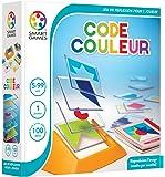 Smart Games - SG 090 FR - Jeu de réflexion - Tangram en 3D - Code Couleur