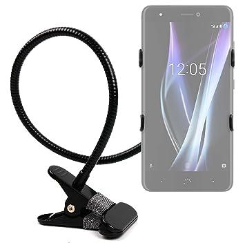 DURAGADGET Soporte de Cuello de Cisne Smartphone Smartphone BQ ...